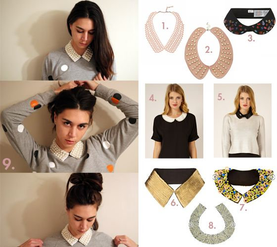 collars...