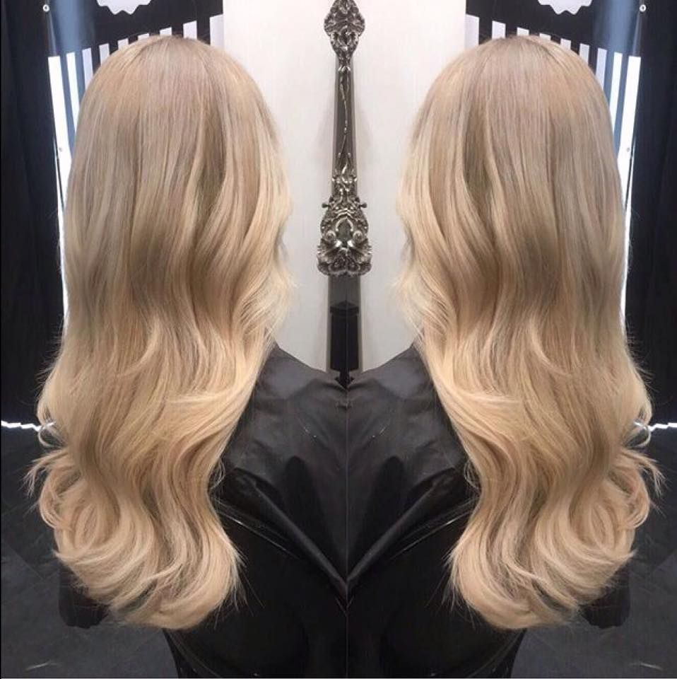Great Lengths Lovely Look Created By Our Artistic Stylist Parris