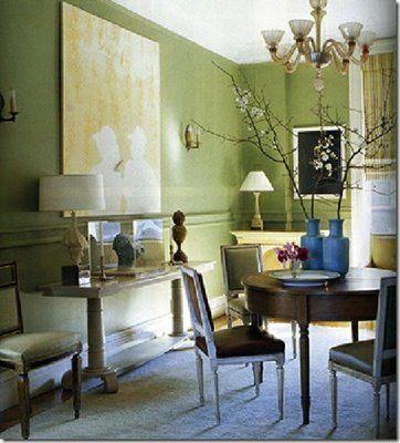 Best Farrow And Ball Churlish Green Green Dining Room 400 x 300