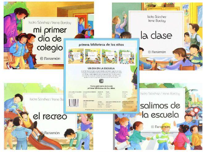 Orientación Educativa Día Del Libro: Cuentos Para El Inicio Del Colegio O Guardería