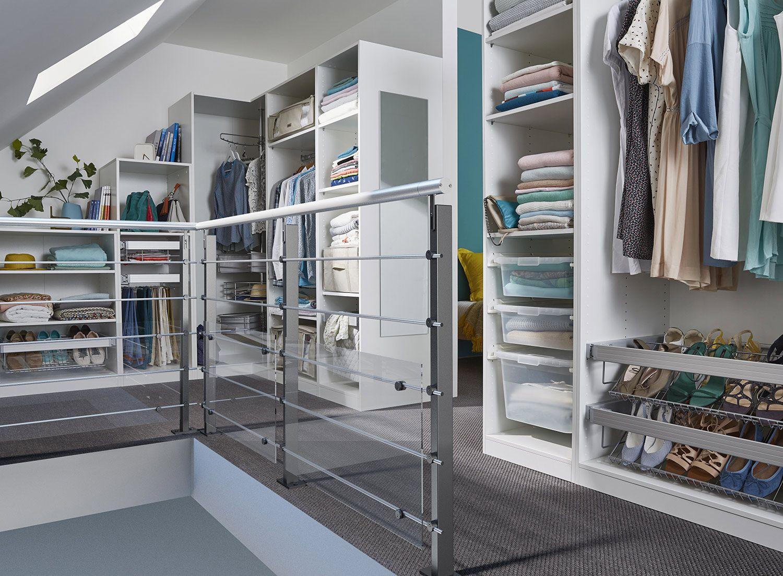 Caisson Blanc Form Darwing 75 X 200 4 X 37 4 Cm Amenagement Placard Dressing Sous Combles Meuble Sous Pente