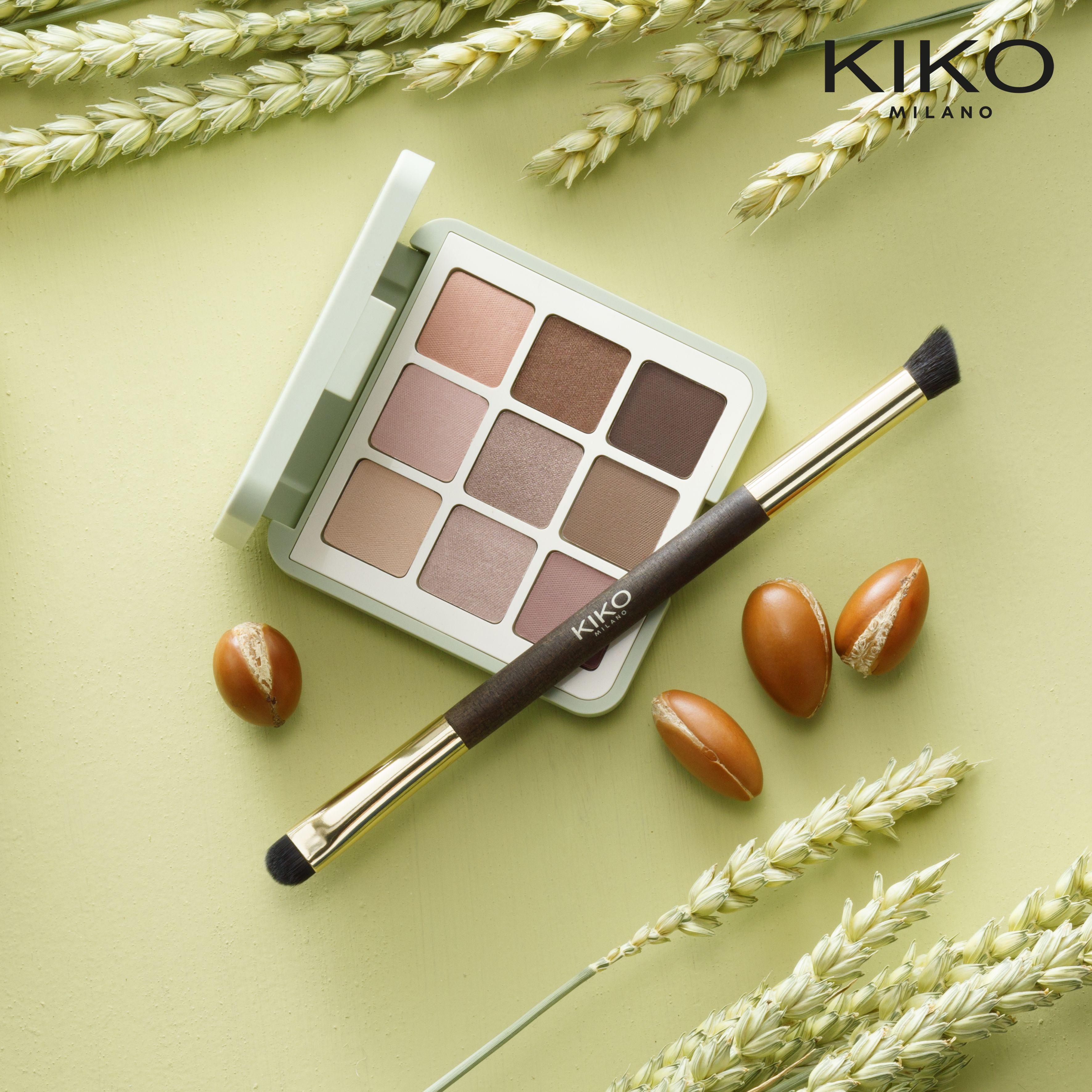 The revolution begins with nature KIKO MILANO presents