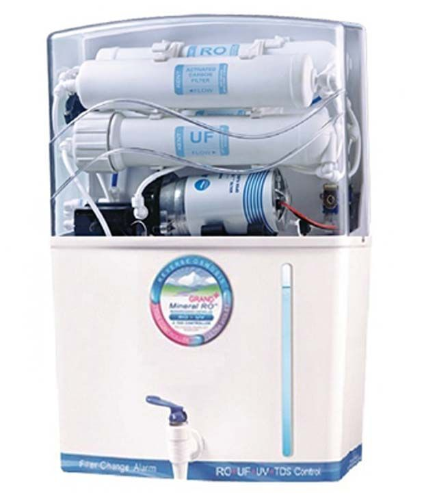 The Stainless Steel Countertop Water Purifier Filter 10 Micron