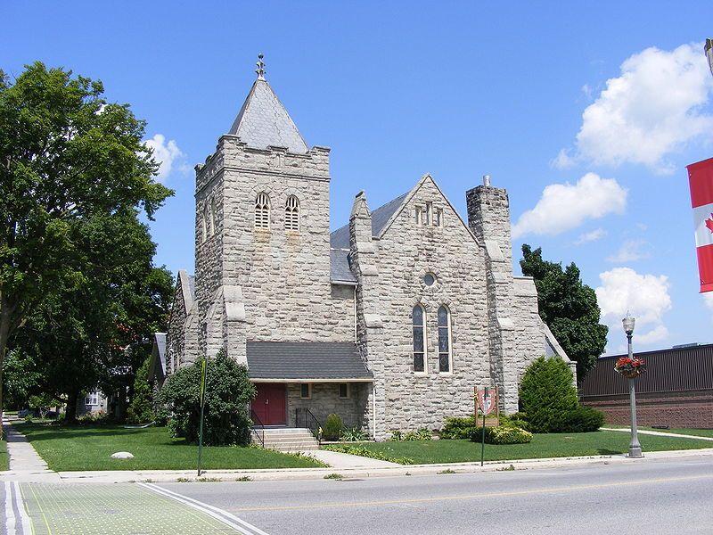 Christ church anglican church listowel ontario
