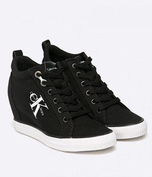 Tenisi Dama Cu Platforma Ascunsa Calvin Klein Sneakers Converse Sneaker Calvin Klein
