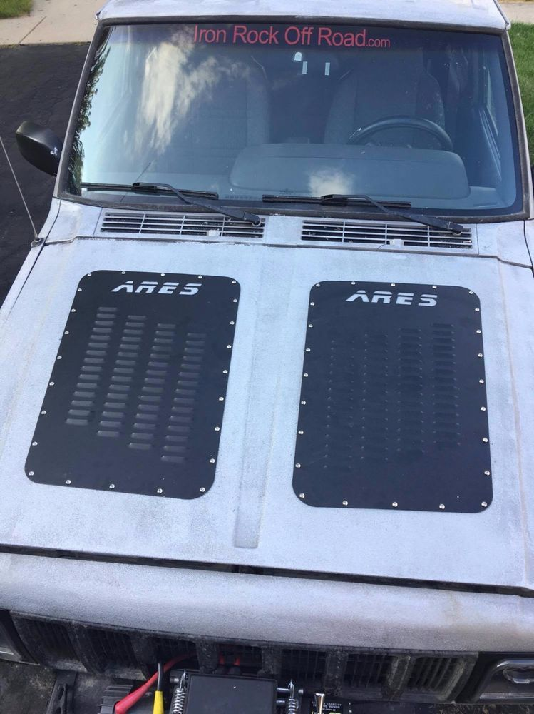 Details About Ares Fabrication Jeep Xj Mj Cherokee Comanche
