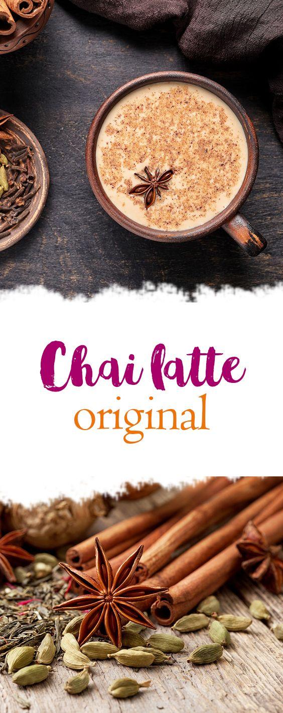 recette de chai latte original recettes ayurv diques pinterest boissons recettes et g teau. Black Bedroom Furniture Sets. Home Design Ideas