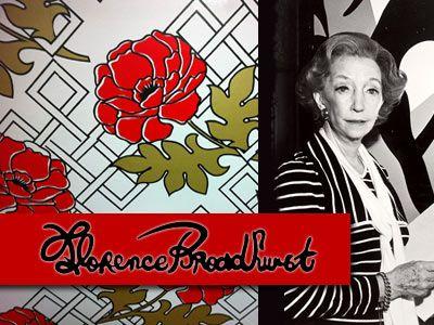 Florence Broadhurst meets Kate Spade | A.Clore Interiors www.acloreinteriors.com