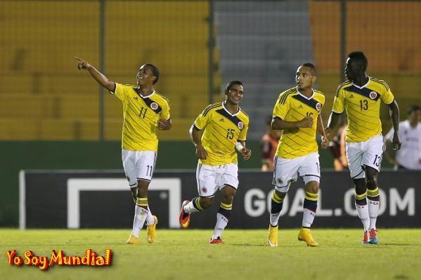 La #SelecciónColombia Sub-20 juega ante Brasil hoy a las 5:00 p.m. con variantes en la titular http://yosoymundial2014.blogspot.com/2015/01/la-seleccion-colombia-sub-20-juega-ante.html…