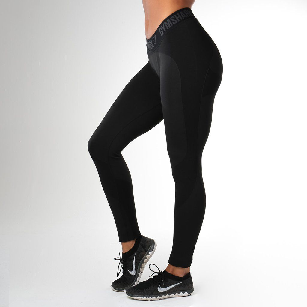 417621c28d8f71 Gymshark Flex Leggings - Black at Gymshark UK | Be a visionary ...
