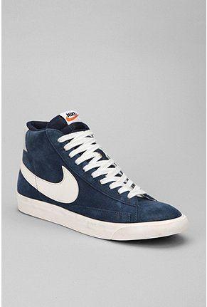 Nike Blazer Hi Premium Retro Sneaker