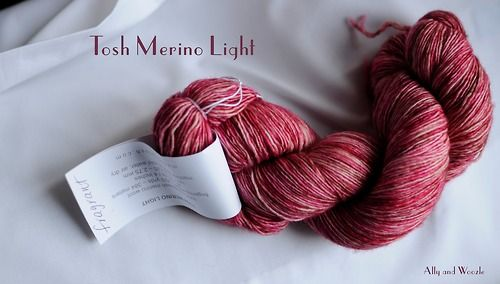 { Giveaway } Win a Tosh Merino Light hank by MADELINTOSH #giveway #knitting #crochet Follow this link to enter, this giveaway is worldwide&#...