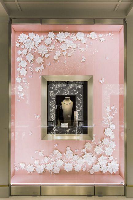Nirav Modi Window London Boutique Posted From Vogue India