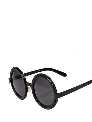 1a78582ce19 Sweet Style Round Shape Anti UV Best Sunglasses  10.99 http   www.jollychic