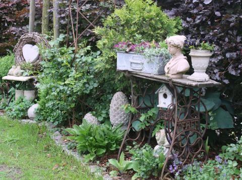 Shabby Chic Für Den Garten deko ideen shabby chic für den garten backyard