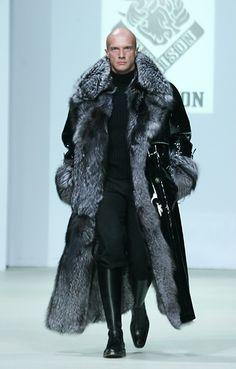 vintage mens fur coat - Google Search | Final Portfolio ...