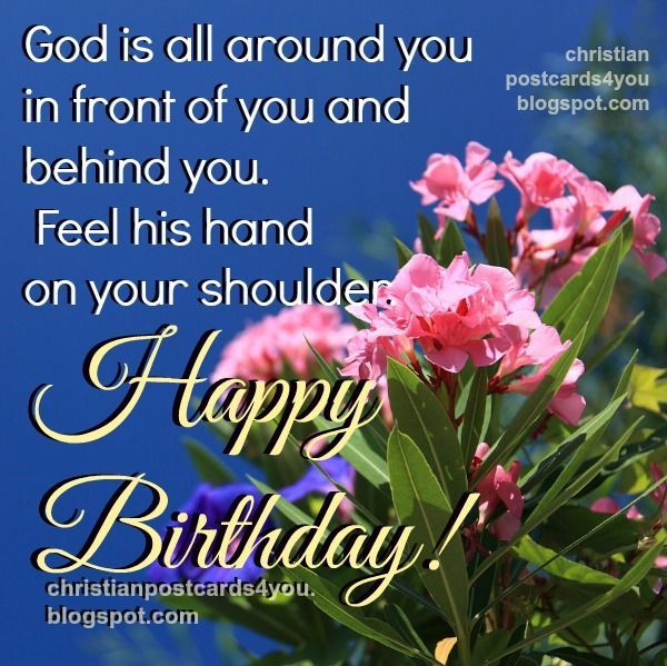 Birthday Quotes QUOTATION Image About Description Religious Cards Free