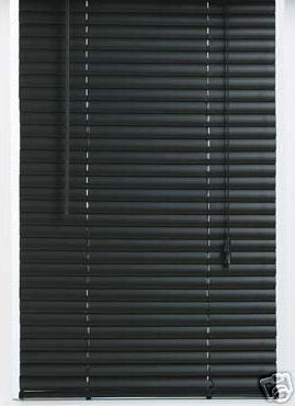 New 1 Black Vinyl Mini Blind 32 Wide X 64 Long Mini Blinds By Achim 3 44 1 Pvc Vinyl Non Lead Formula All Brac Vinyl Mini Blinds Mini Blinds Blinds