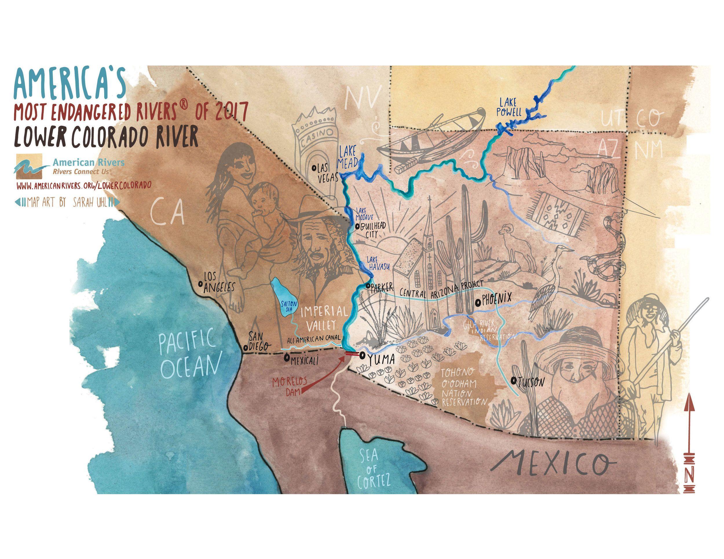 Illustration Story Maps
