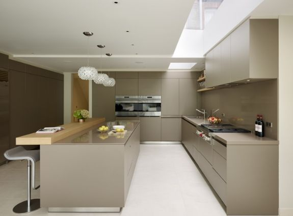 Bulthaup by kitchen architecture modern family living case study