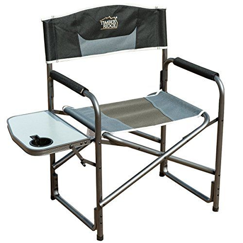 Timber Ridge Director S Chair Folding Breathable Mesh