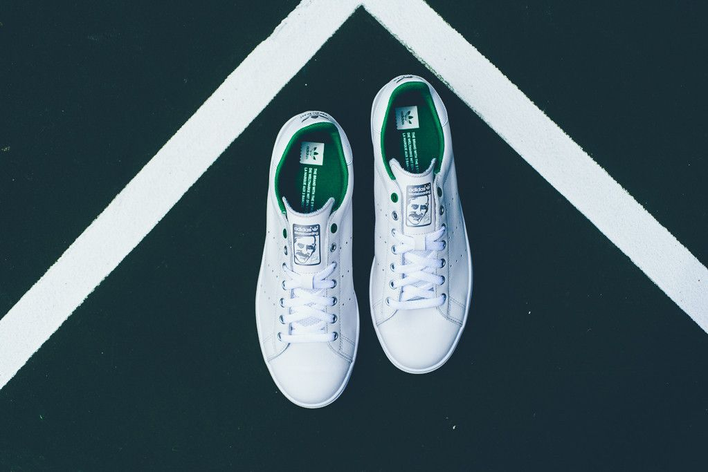new arrival aba84 2ef96 Adidas Skateboarding Stan Smith Vulc - Vintage White/OG ...