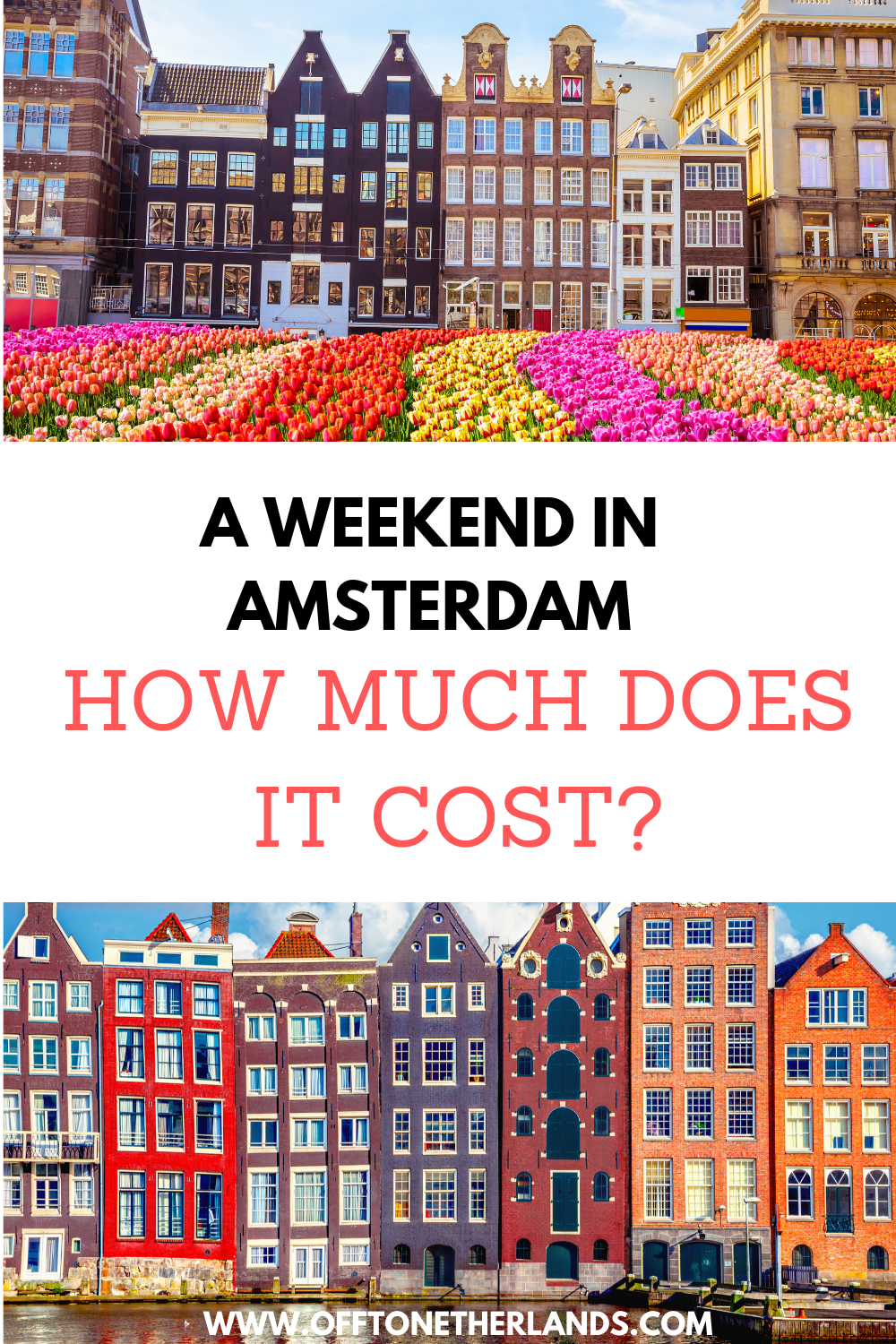 How Much Money Should I Take To Amsterdam