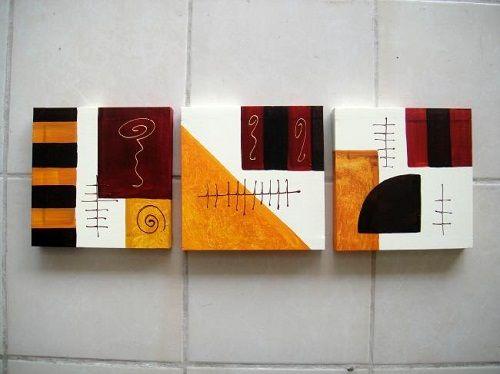 Cuadros para comedores modernos pinturas pinterest - Pintura comedor moderno ...