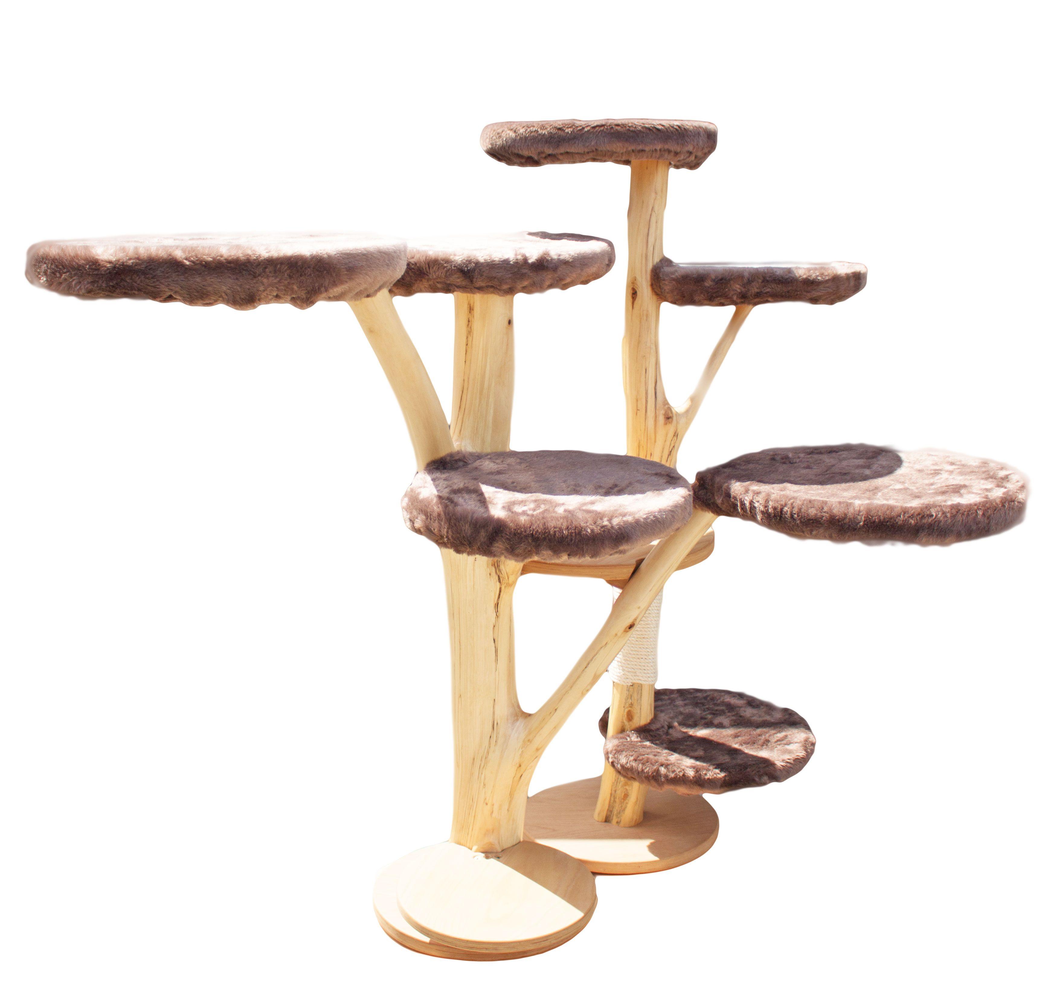 kratzbaum selber bauen aus naturholz great with kratzbaum. Black Bedroom Furniture Sets. Home Design Ideas