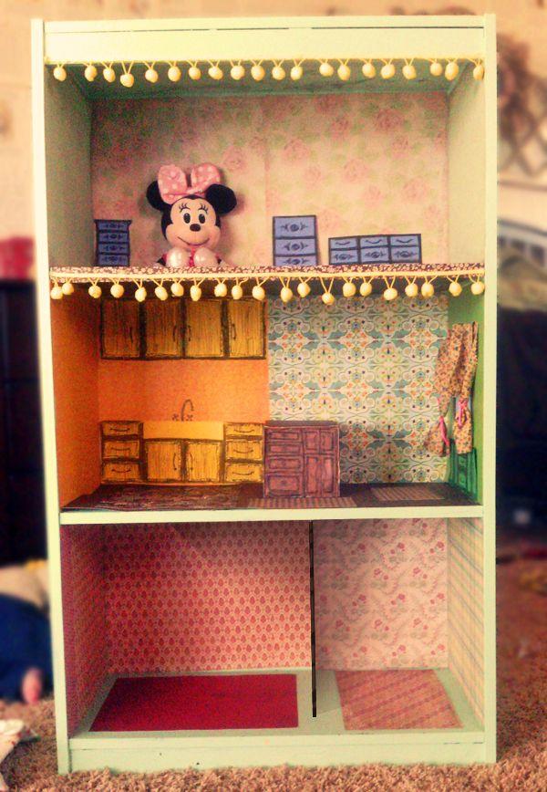 images about dollhouse diy Diy dollhouse