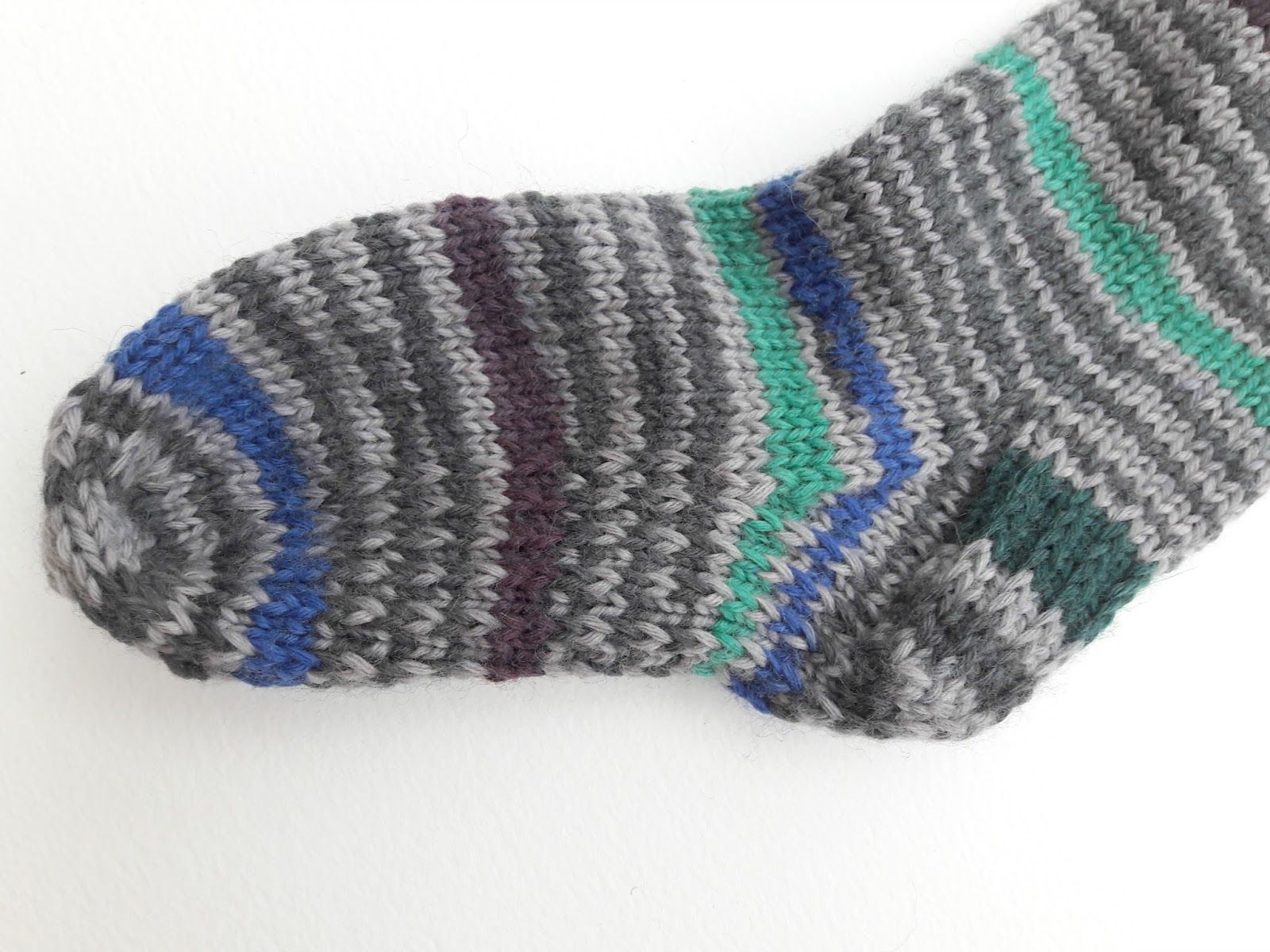 Reinforcing the heels and soles of knitted socks a free tutorial reinforcing the heels and soles of knitted socks a free tutorial with links to free basic sock patterns bankloansurffo Gallery