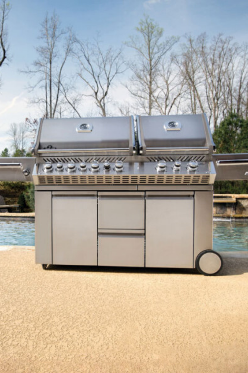 11 Best Built In Gas Grills Of 2020 Reviewed Rated Built In Gas Grills Gas Grill Natural Gas Grill