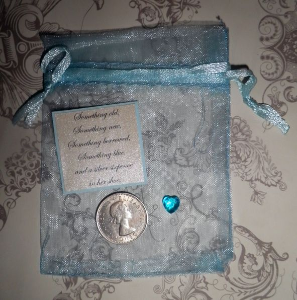 And A Silver Sixpence In Her Shoe GBP399