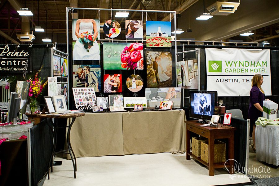 Expo booth. Too much I think. | Expo Inspiration | Wedding ...