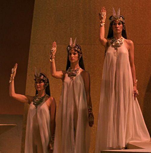 Vulcan Star Trek Priestesses-This Would Be Cool Cosplay -4477