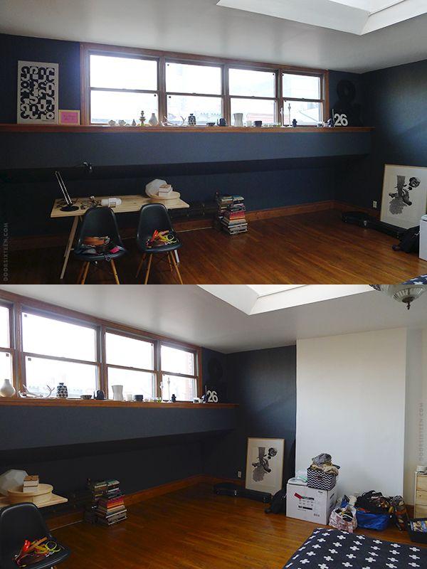 New Bedroom Sneak Peek Painting Interior Architecture Design
