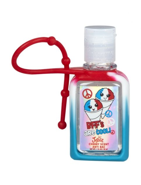 Patriotic Cherry Snow Cone Scented Anti Bac Girls Anti Bac