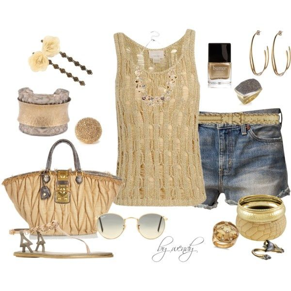 casual, comfort yet chic, created by wendyfer on Polyvore