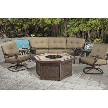 Kirkland Signature™ Alumicast 6 Piece Fire Chat