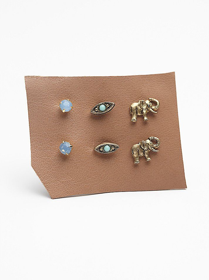 Free People Tiny 6 Pack Studs, $18.00
