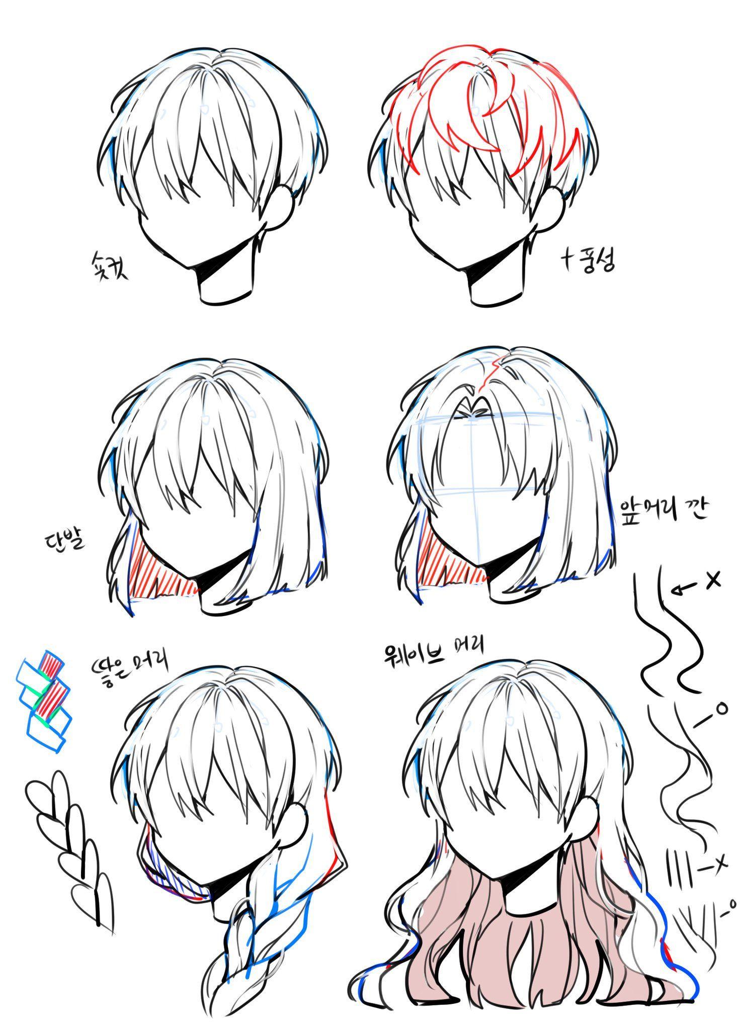 ʚ KKana ɞ on Twitter | 스케치, 드로잉 강좌, 쉬운 스케치