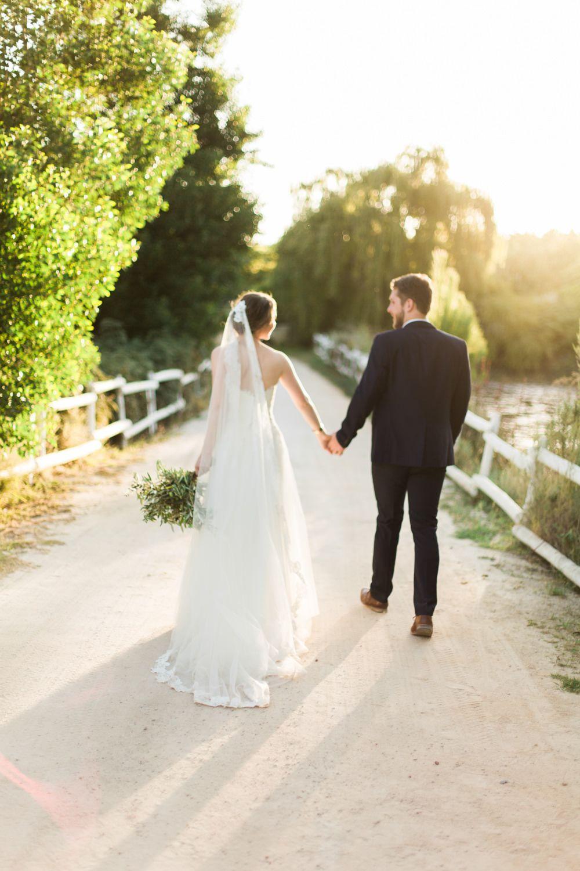 Bespoke Robyn Roberts Wedding Dress For A Rustic Wedding At Old Mac ...