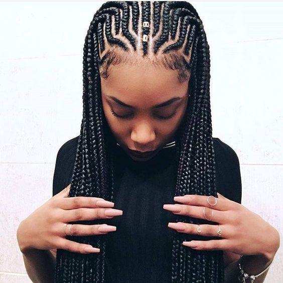 Braids For Spring Ghana Braids Hairstyles African Braids