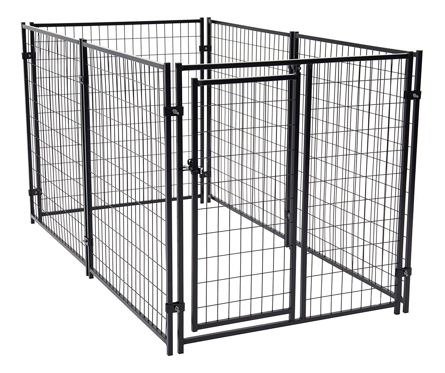 Lucky Dog CL60347 4\' x 8\' x 5\' Heavy Duty Outdoor Pet Playpen, Large ...