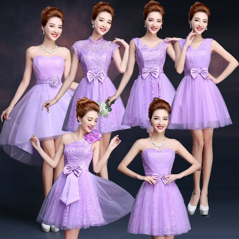 http://pt.aliexpress.com/store/product/2014-purple-bridesmaid-dress ...