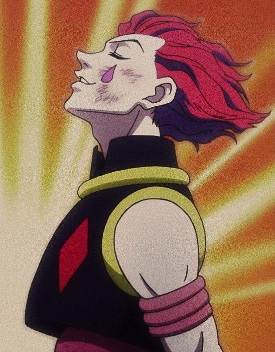 Hisoka Morow Hunter Anime Hunterxhunter Hisoka Hisoka