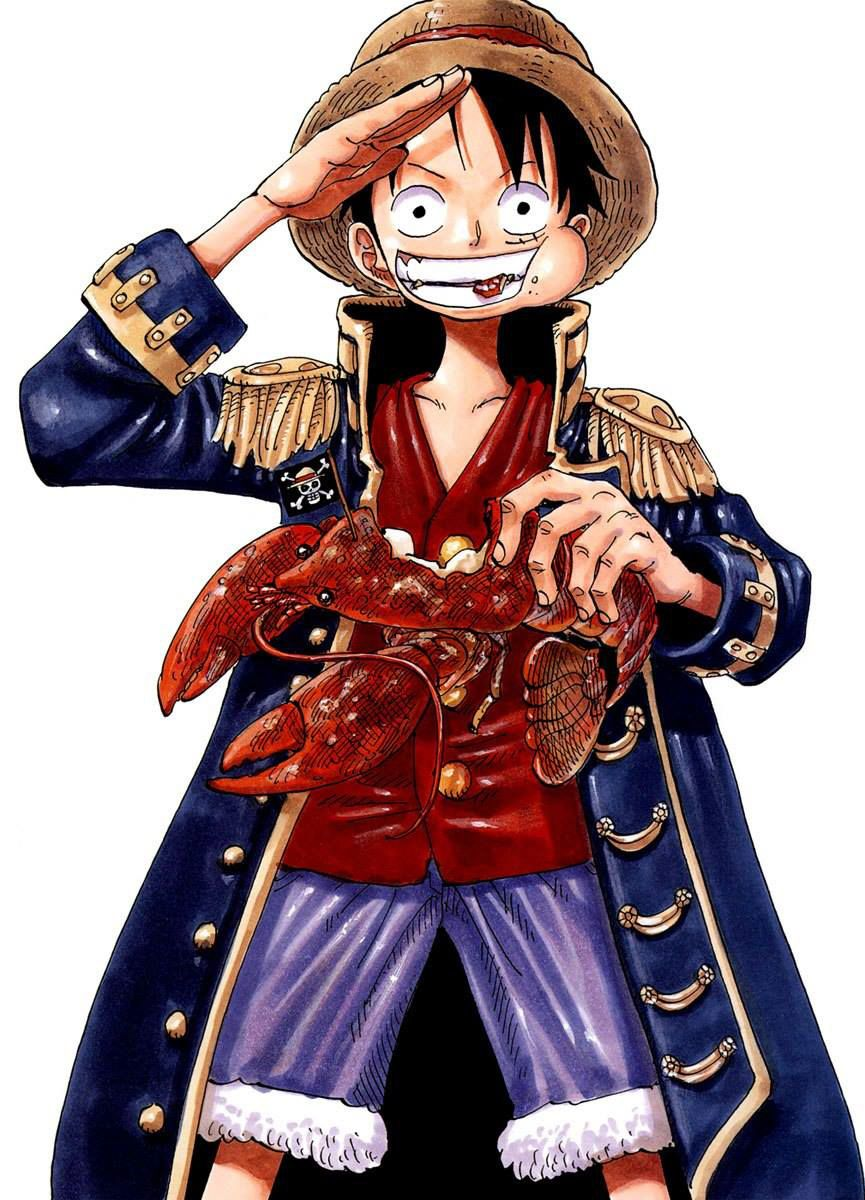 One Piece 0001 Art Colletion One Piece 0001 Art
