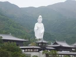 Image result for guan yin statue