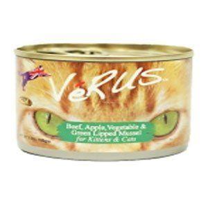 Verus Dog Foods 9885 6 5 Oz Beef Apple Green Lipped Mussel