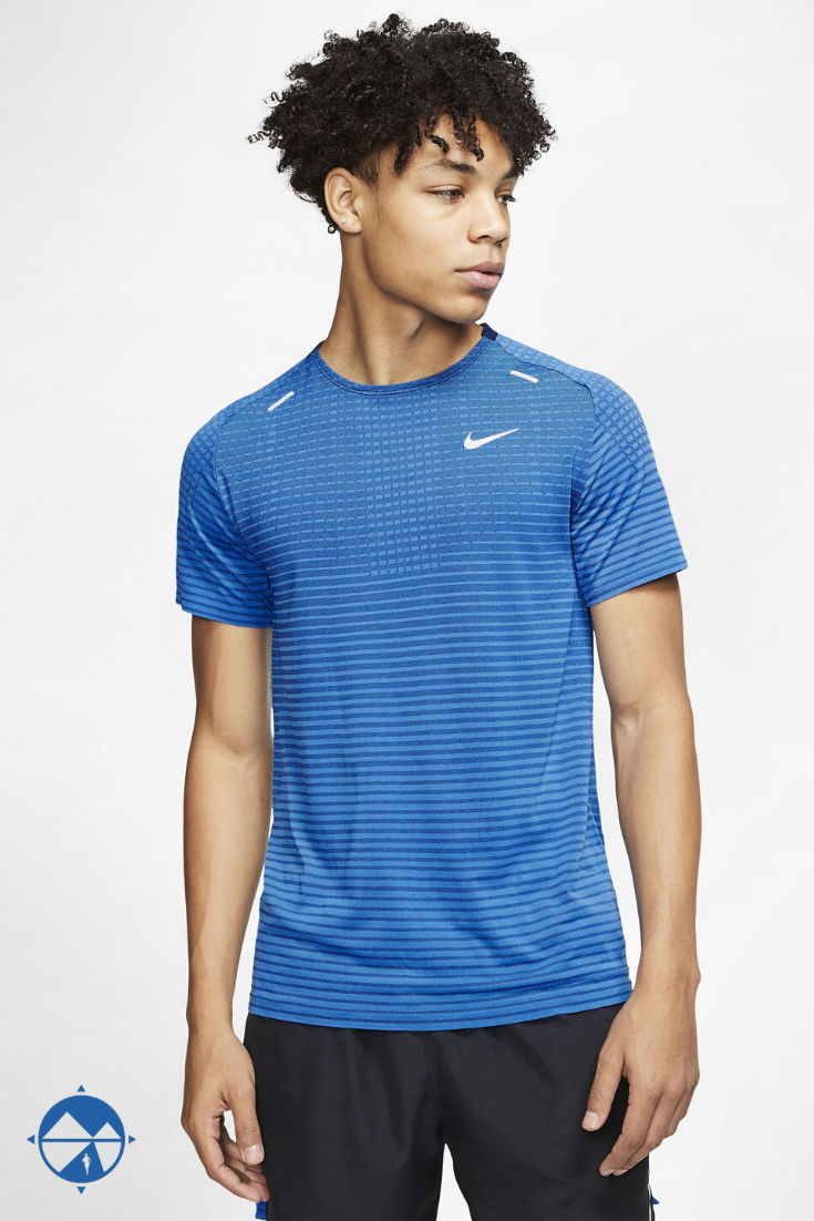 Under Armour Mens Ua Qualifier Shortsleeve Short Sleeves Ultra-Light Fitness Shirt for Men Breathable and Comfortable Mens Gym Tee